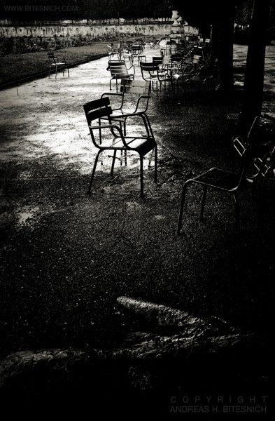 Tuileries Garden, Paris 2011