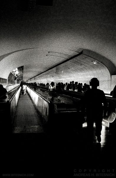 Underground in Paris 2012