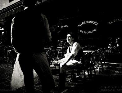 Waiting, Paris 2013