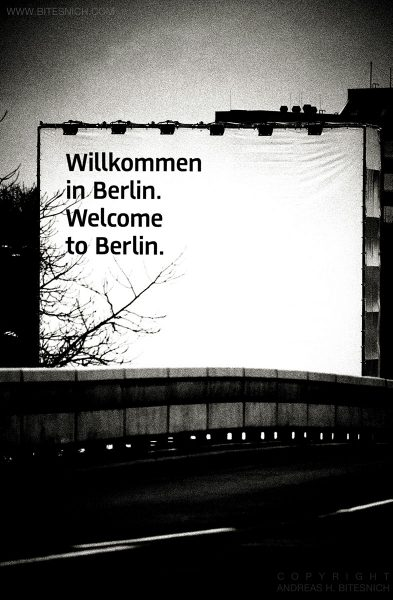 Welcome to Berlin 2015