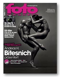 Foto magazine Germany Special Bitesnich issue