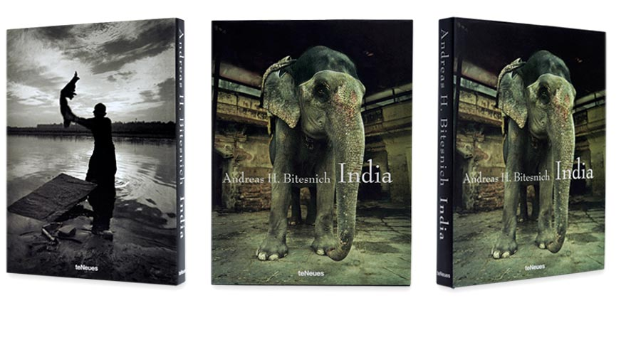 Andreas_H._Bitesnich_India_book