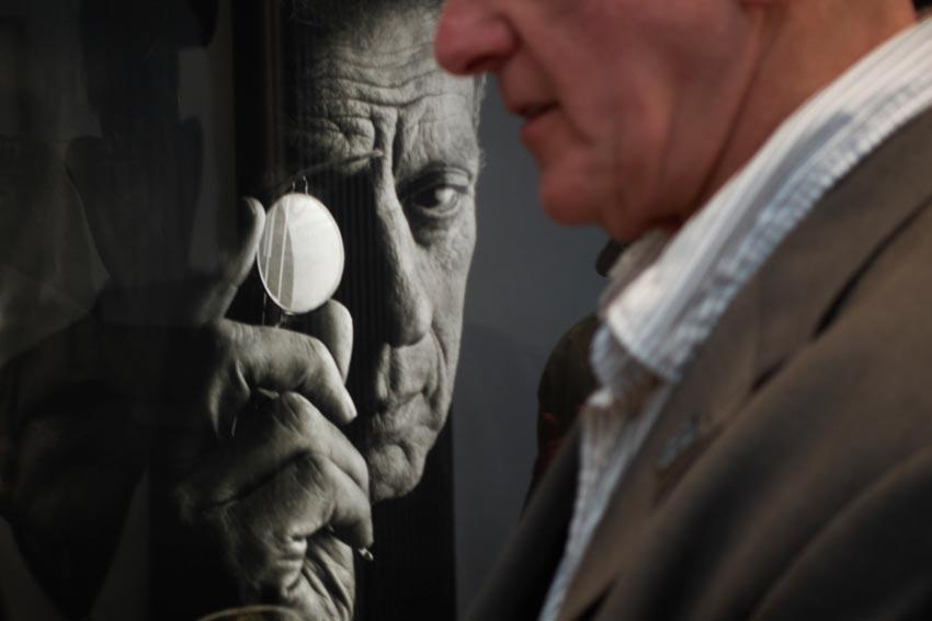 Bitesnich-Portraits-exhibition,-Slovenia,-Ljubljana,-September-2015-17472