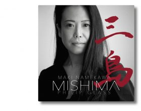 COVER PHOTOGRAPH FOR MAKI NAMEKAWA – PHILIP GLASS: MISHIMA