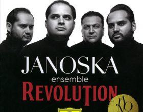 ALBUM COVER FOR JANOSKA ENSEMBLE